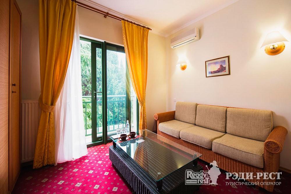 Отель Море 4* Семейный 2-комнатный