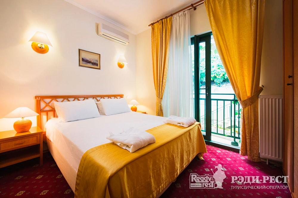 Отель Море 4*. Семейный 2-комнатный