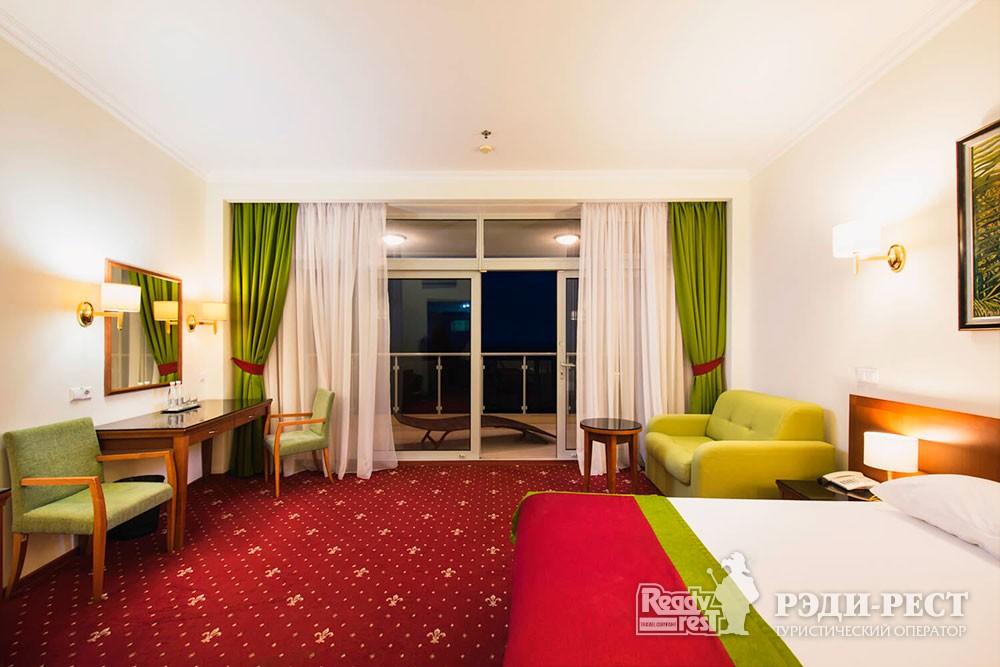 Отель Море 4* Спа-отель