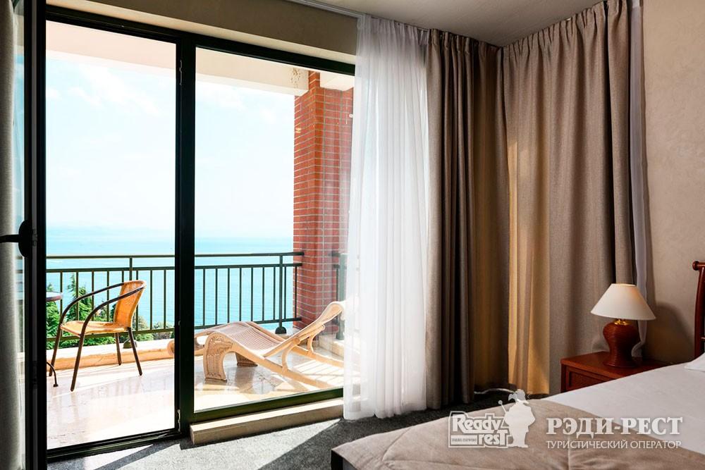 Отель Море 4*. Полулюкс