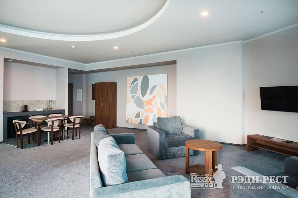 Отель Море 4* Натур клиник
