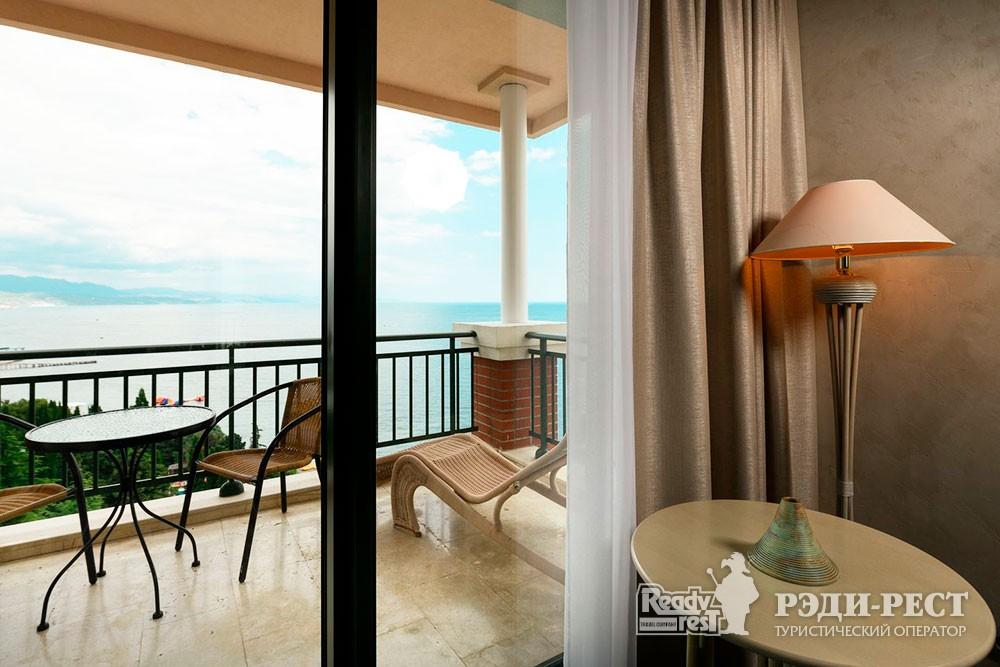 Отель Море 4* Вилла 1