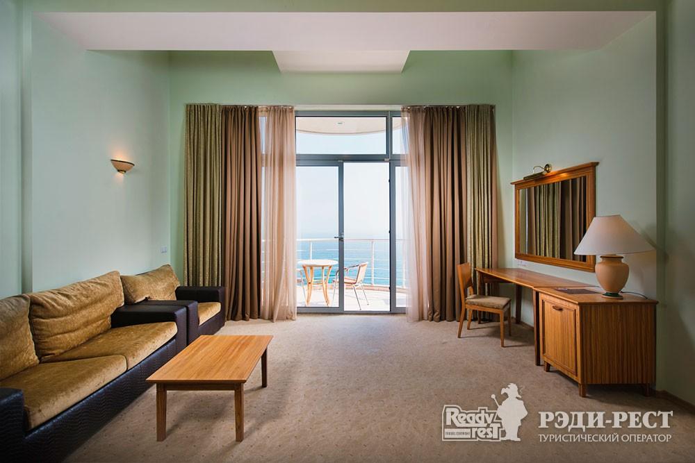 Отель Море 4* Вилла 9