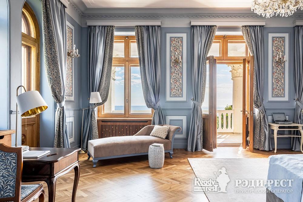 Бутик-отель Дача Рахманинов 5* Люкс