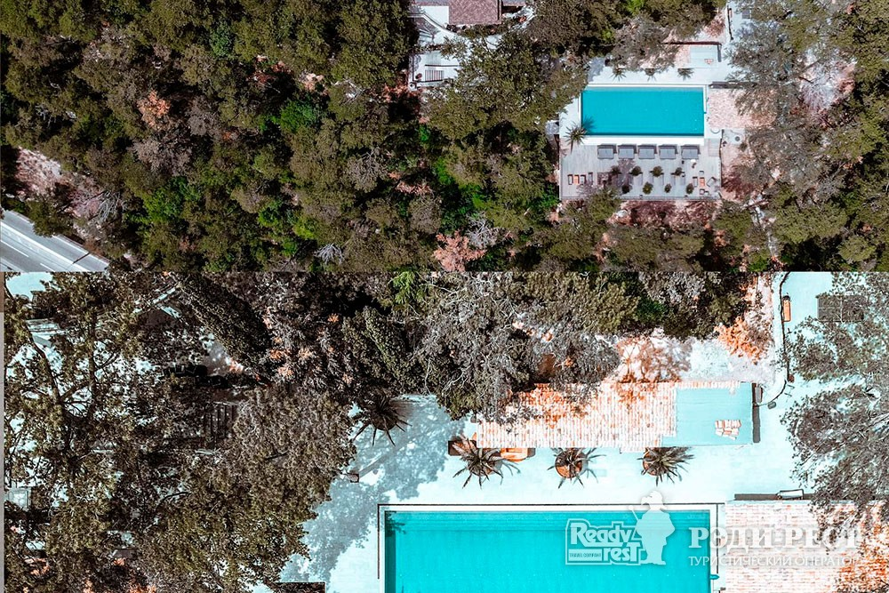 Бутик-отель Палласа. Большая Ялта