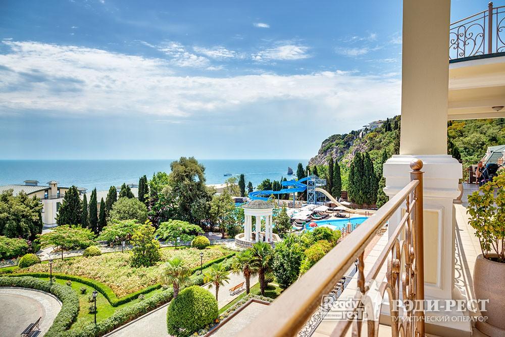 Курортный отель Пальмира Палас 4*. Большая Ялта 20