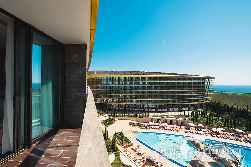 Cанаторно-курортный комплекс Мрия Резорт & СПА 5* Делюкс Sea view