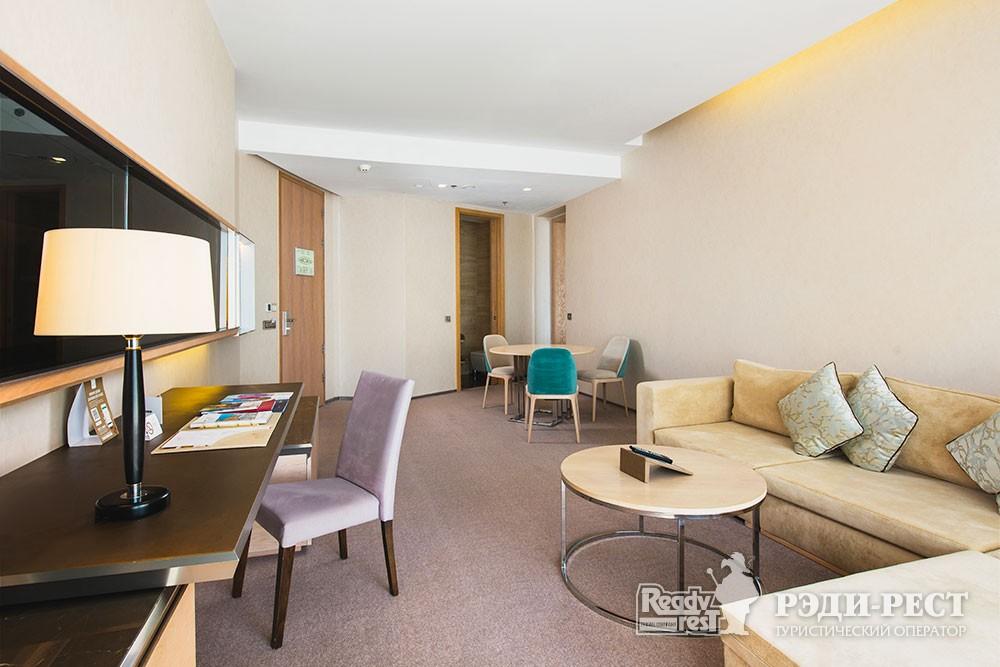Cанаторно-курортный комплекс Мрия Резорт & СПА 5* Семейный Люкс Garden view