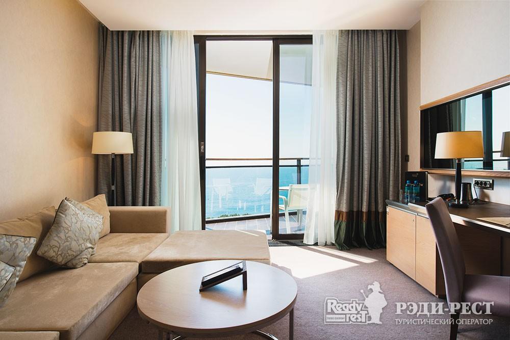 Cанаторно-курортный комплекс Мрия Резорт & СПА 5* Семейный Люкс Sea view