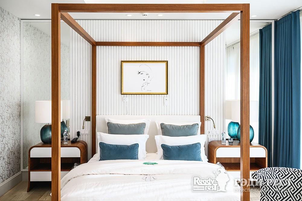 Cанаторно-курортный комплекс Мрия Резорт & СПА 5*. SPA Апартаменты