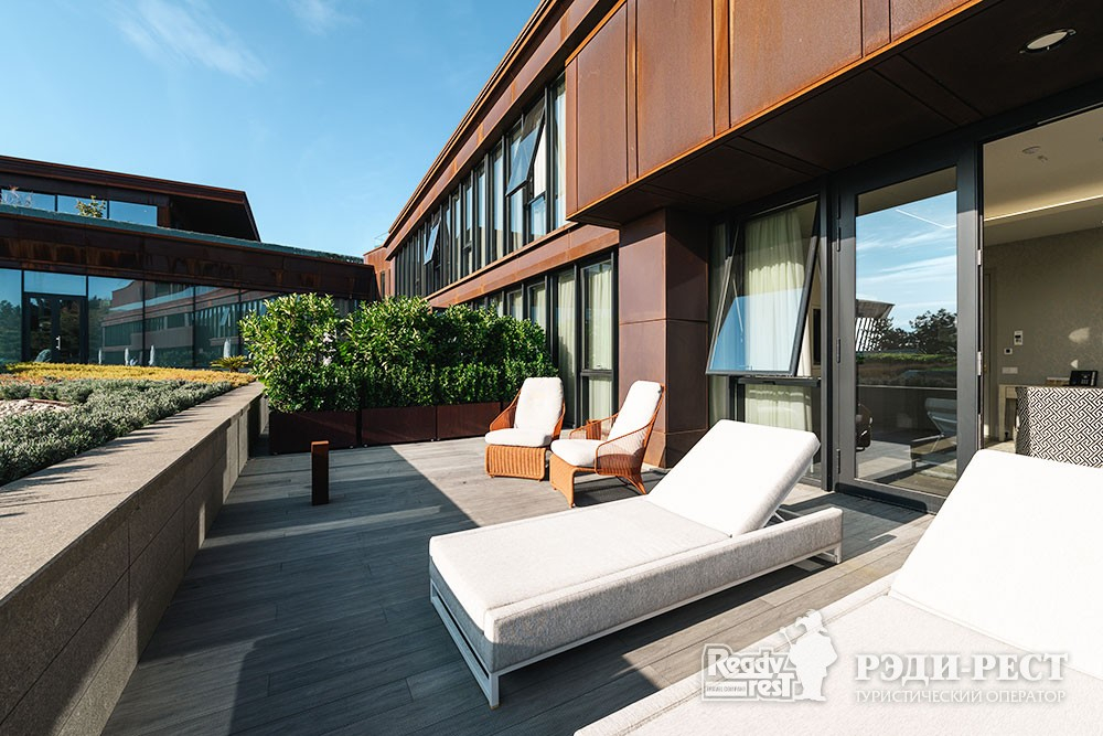 Cанаторно-курортный комплекс Мрия Резорт & СПА 5* SPA Апартаменты