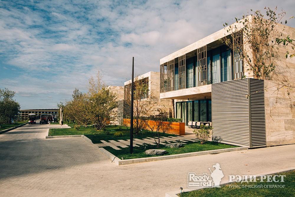 Cанаторно-курортный комплекс Мрия Резорт & СПА 5* Семейная вилла Wine