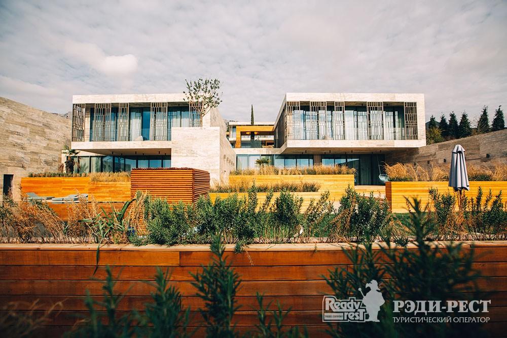 Cанаторно-курортный комплекс Мрия Резорт & СПА 5*. Семейная вилла Wine