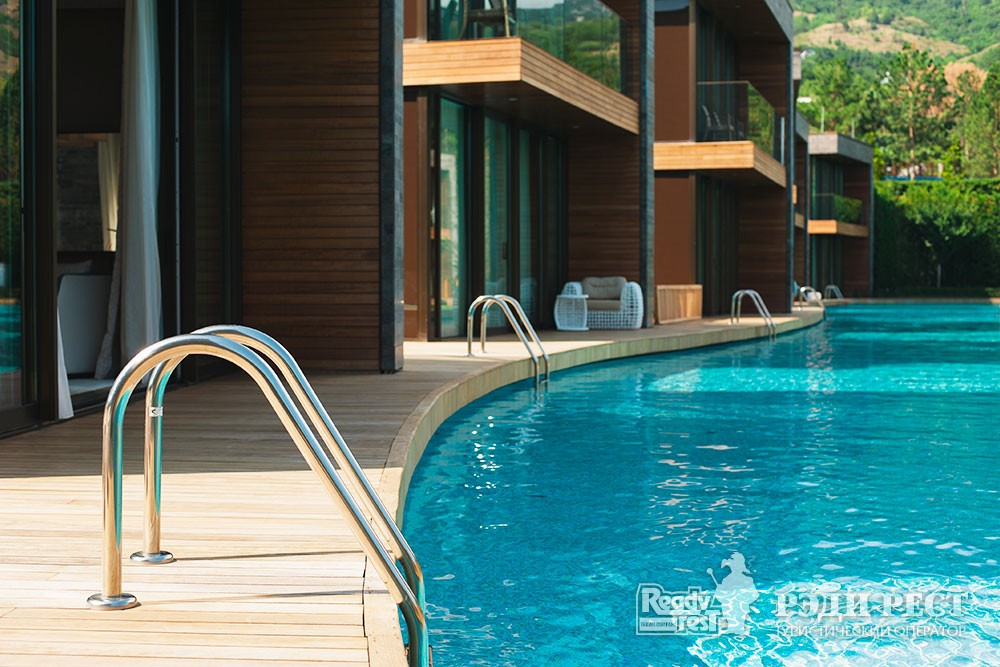 Cанаторно-курортный комплекс Мрия Резорт & СПА 5*. Семейная вилла