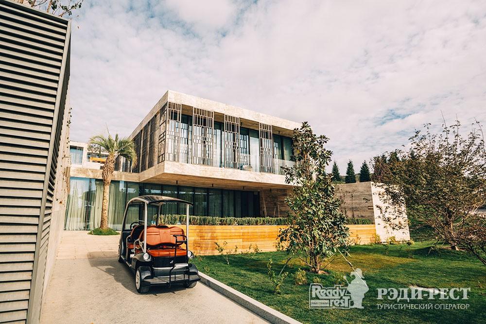 Cанаторно-курортный комплекс Мрия Резорт & СПА 5*. Президентская вилла Wine