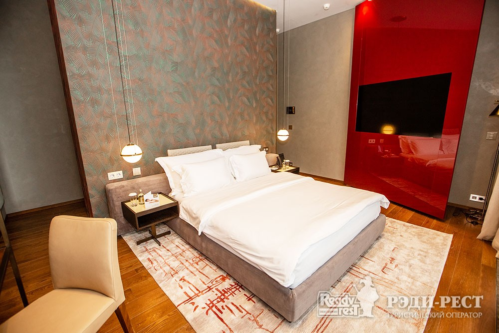 Cанаторно-курортный комплекс Мрия Резорт & СПА 5* Президентская вилла Wine