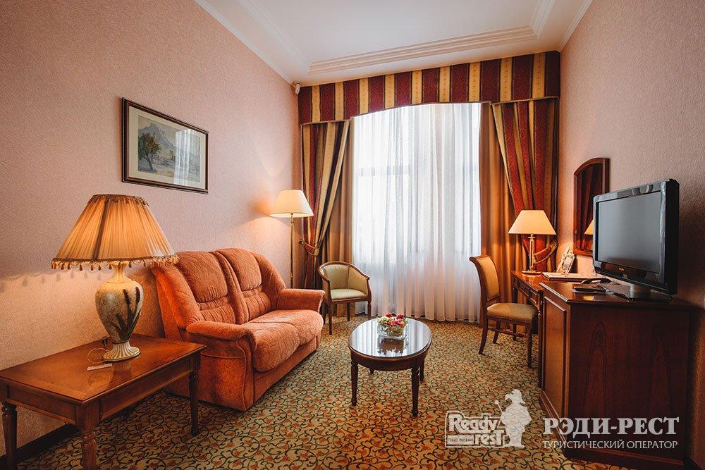 Гостиница Ореанда 5* Люкс с видом на парк