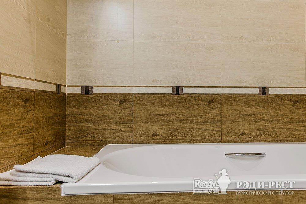 Курортный комплекс Аквамарин 5* Suite Premier