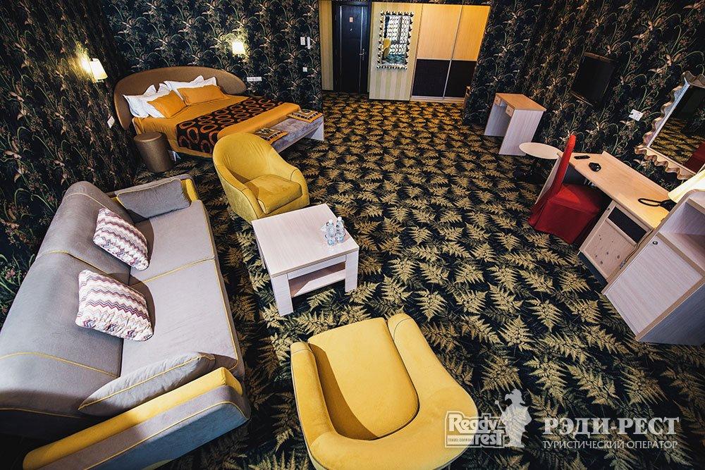 Курортный комплекс Аквамарин 5* Design Deluxe