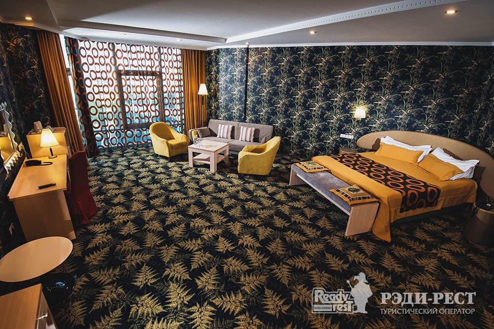 Курортный комплекс Аквамарин 5*. Design Deluxe