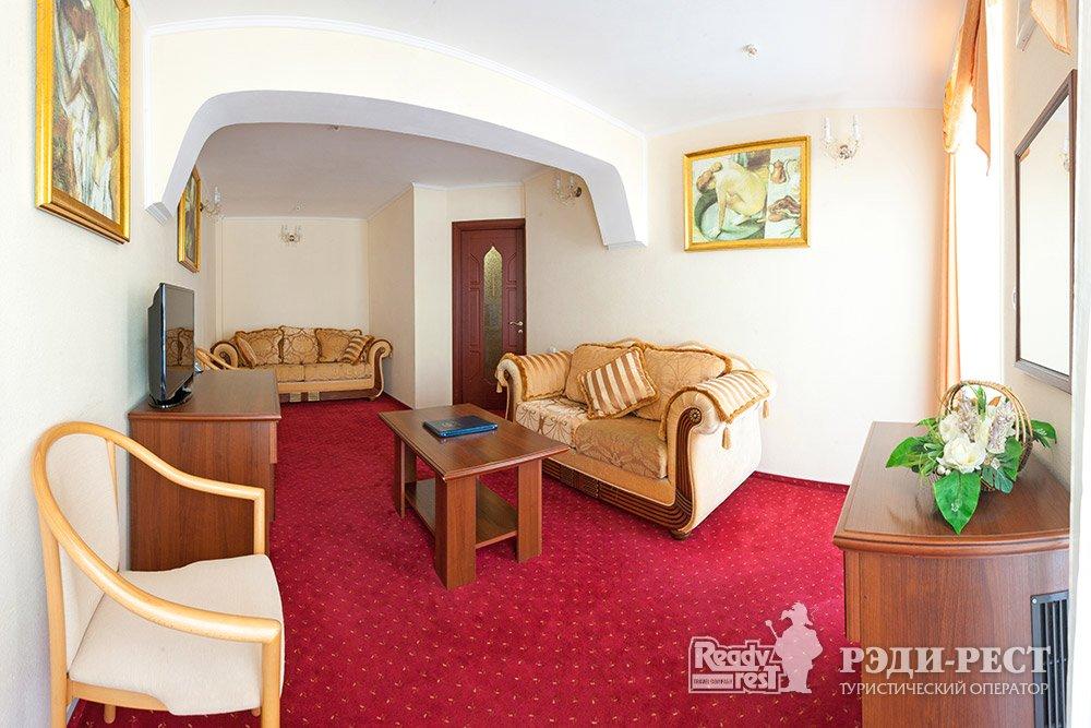 Отель Тысяча и одна ночь Suite 2