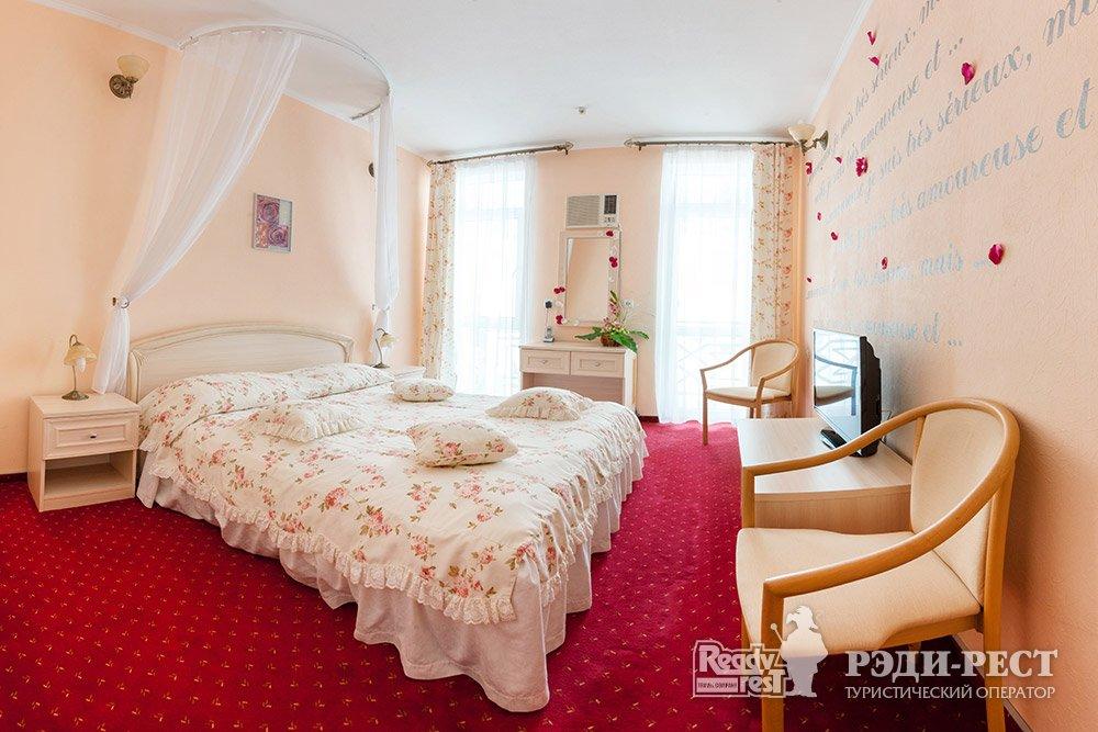 Отель Тысяча и одна ночь. Suite «Rahat-Lokum»