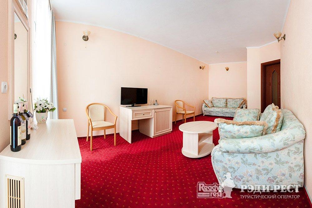 Отель Тысяча и одна ночь Suite «Rahat-Lokum»