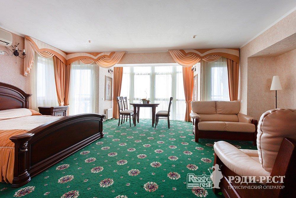 Отель Тысяча и одна ночь Suite «Alladin»