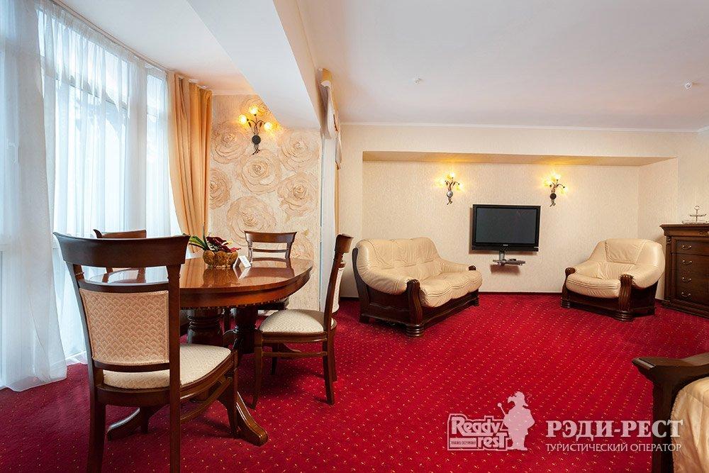 Отель Тысяча и одна ночь Suite «Leyla»