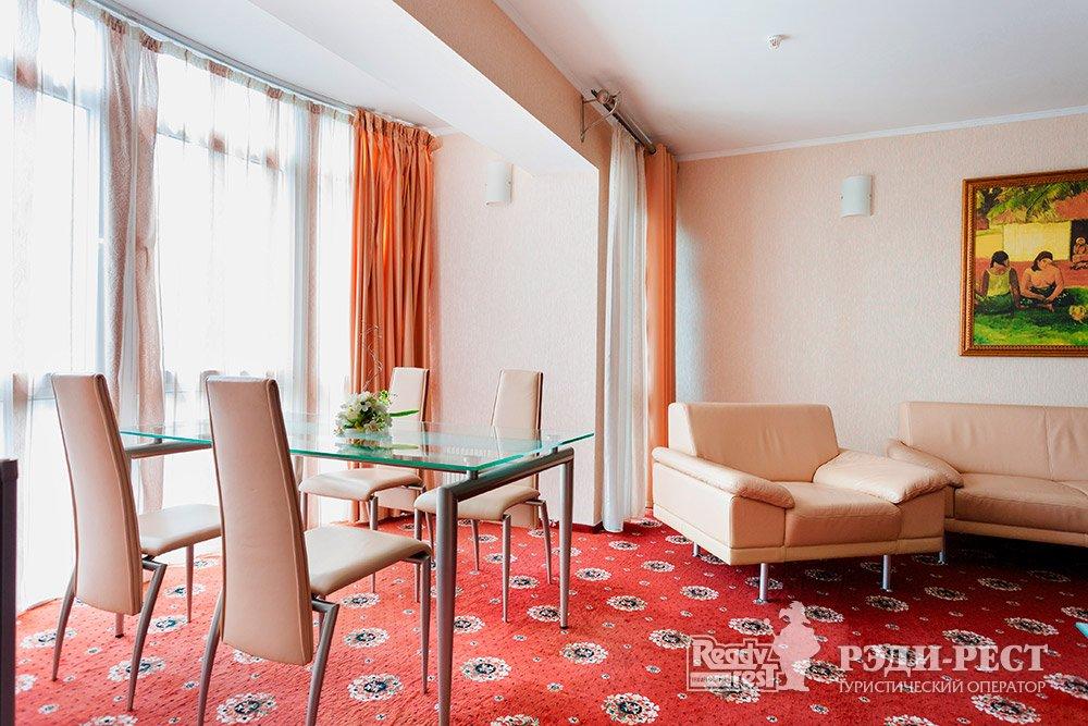 Отель Тысяча и одна ночь Suite «Shaherezada»