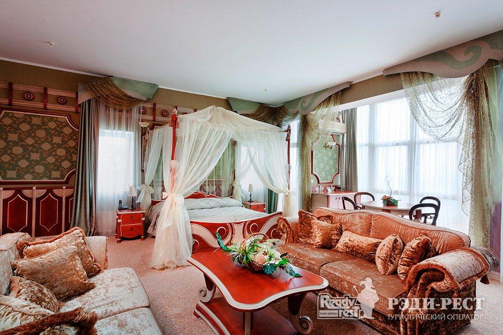 Отель Тысяча и одна ночь. Suite «VIP»