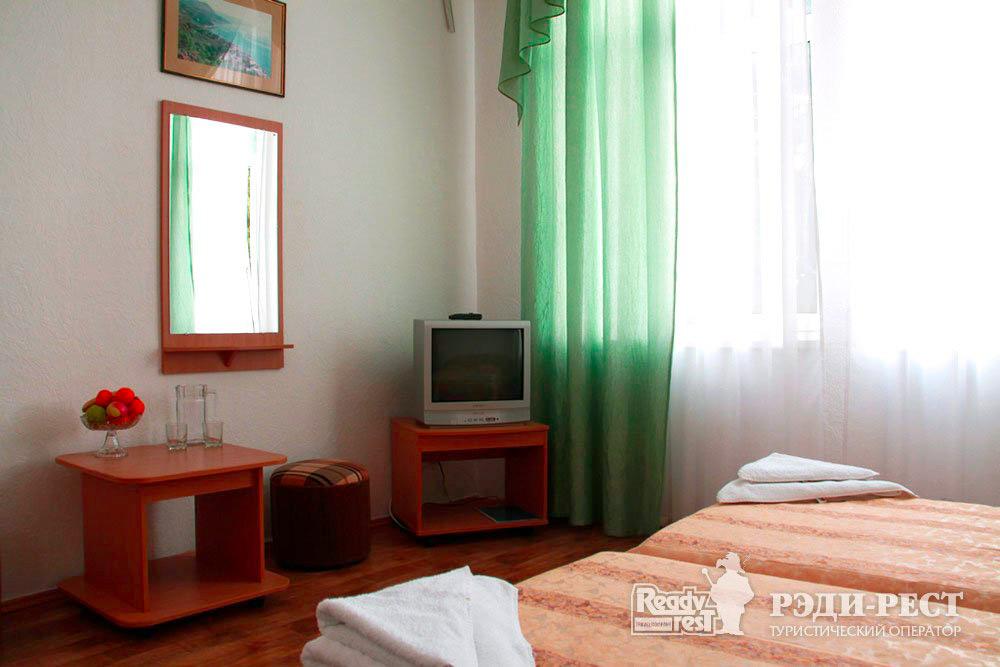 Гостиничный комплекс Юстас-Крым Стандарт, корпус 2
