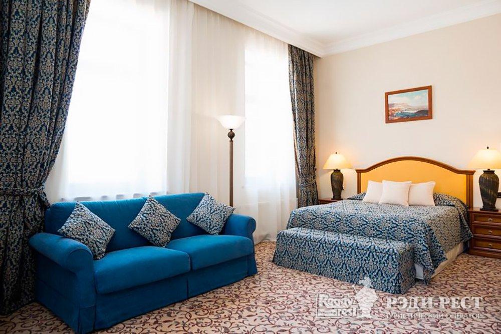 Гостиничный комплекс Ривьера Санрайз 4+* Улучшенный, корпус Classic