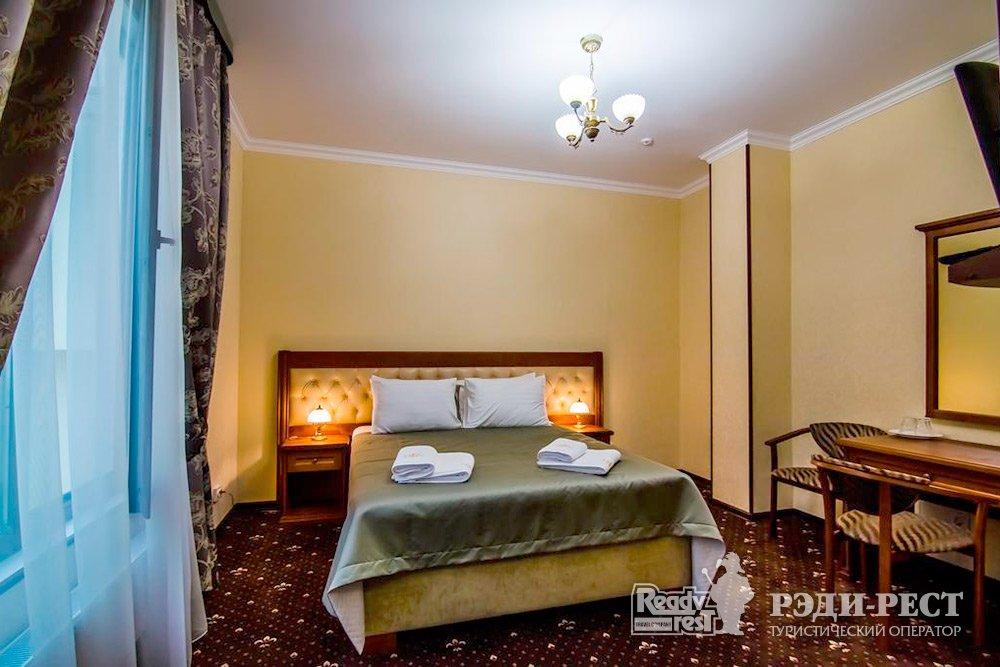Отель Ритск Стандарт-эконом