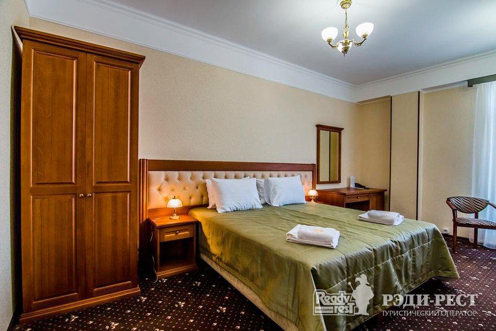 Отель Ритск. Стандарт-комфорт