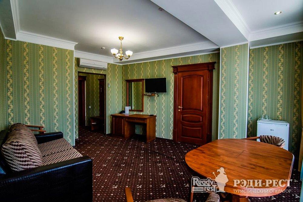 Отель Ритск Люкс