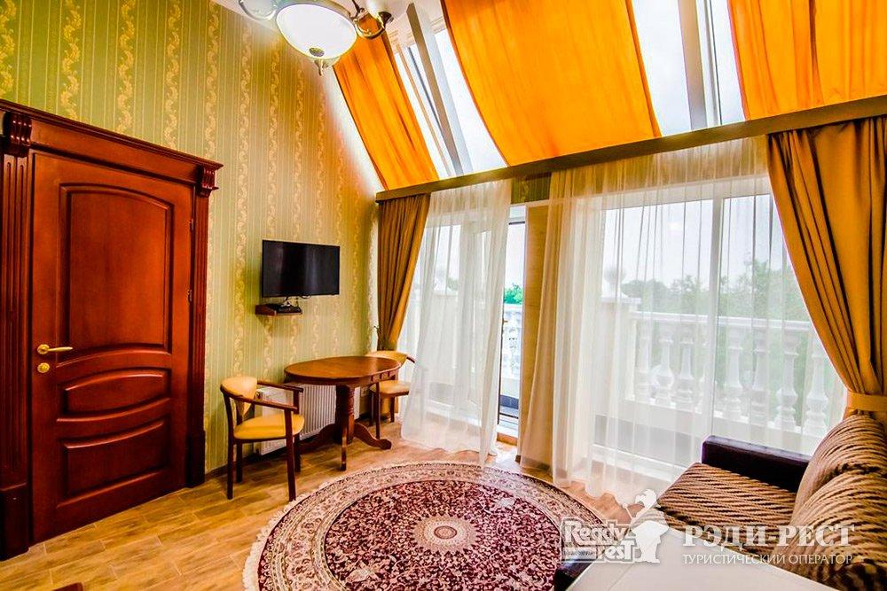 Отель Ритск Люкс-комфорт