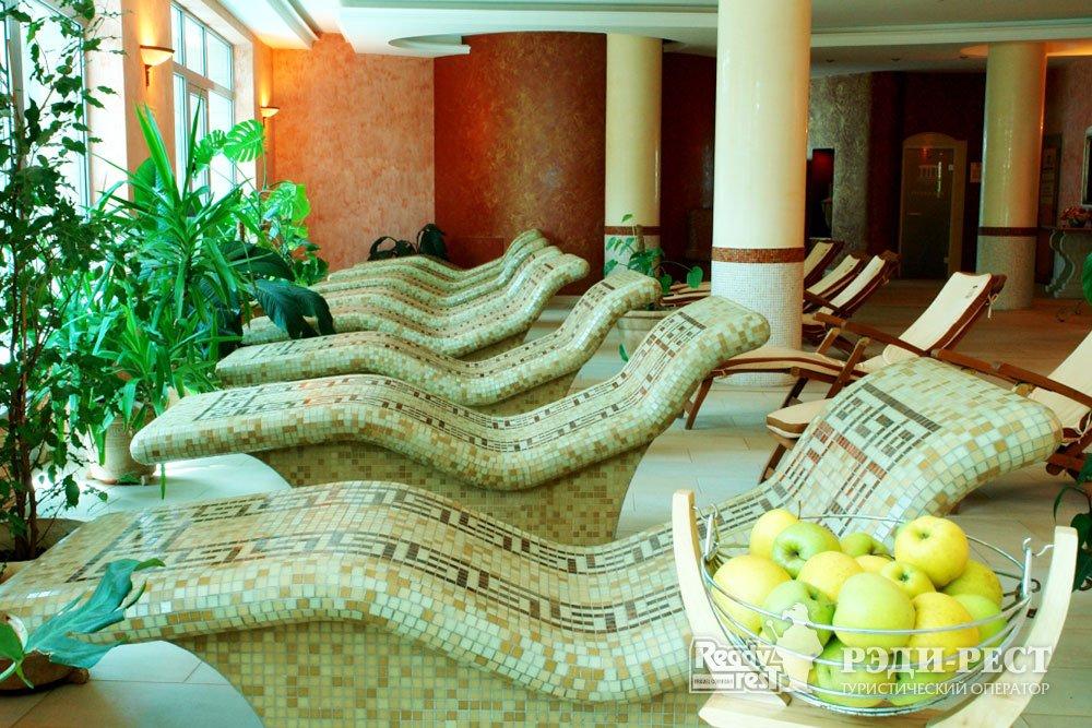 Спа-отель Приморский парк 4*. Большая Ялта