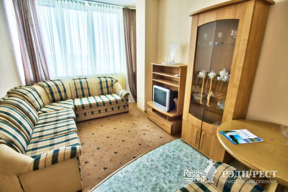 Cанаторно-курортный комплекс Ай-Даниль Люкс без балкона, корпус Морской