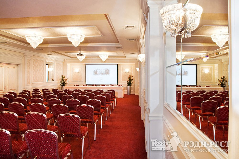 Отель и резиденции Вилла Елена 5*. Большая Ялта Конференц-зал