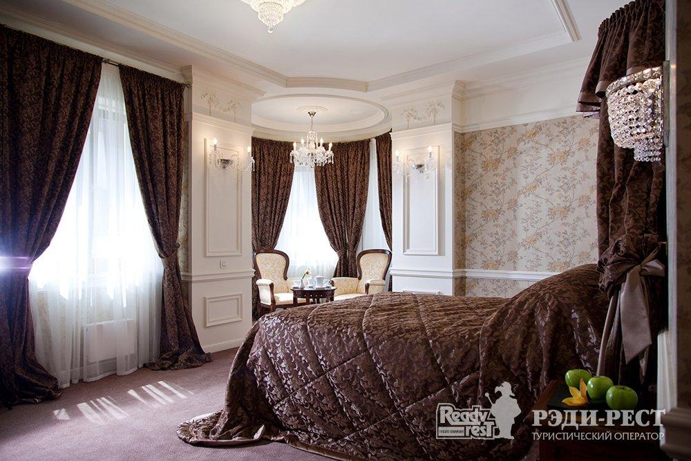 Отель и резиденции Вилла Елена 5* Полулюкс