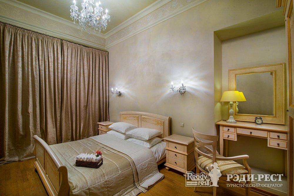 Отель и резиденции Вилла Елена 5* Люкс эксклюзив