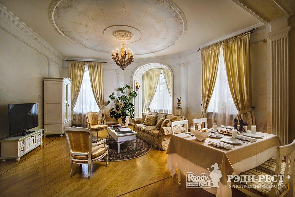 Отель и резиденции Вилла Елена 5* Люкс премиум