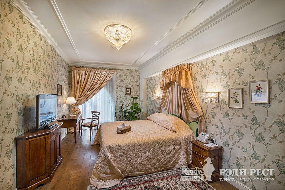 Отель и резиденции Вилла Елена 5* Президентский пентхаус