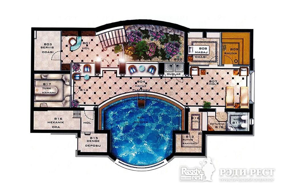 Отель Море 4* Вилла 10