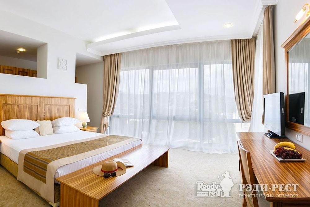 Курортный отель Море. Люкс с 2 спальнями