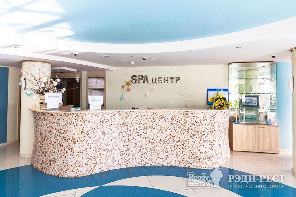 Спа-отель Ливадийский 4*. Большая Ялта