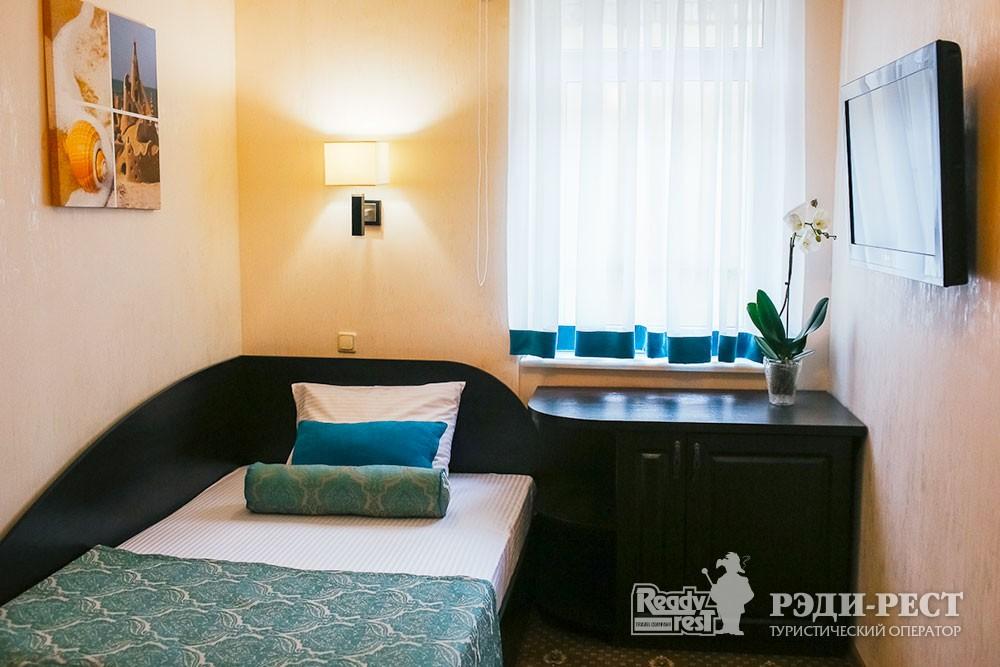 Парк-отель Демерджи. Одноместный номер