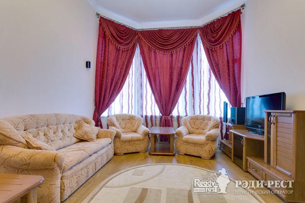 Cанаторий Золотой Берег Люкс 2-комнатный