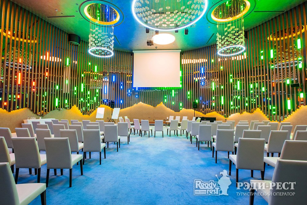 Cанаторно-курортный комплекс Мрия Резорт & СПА 5*. Большая Ялта Концертный зал